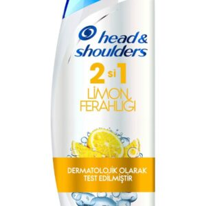 Head&Shoulders Lemon 2in1 400ml